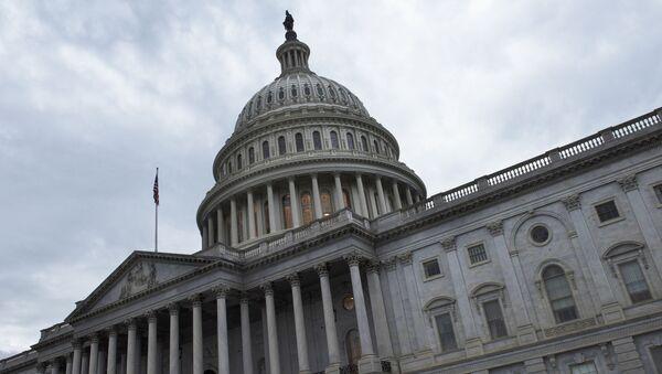 Kongres USA - Sputnik Česká republika