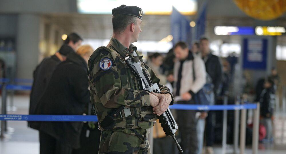 Letiště ve Francii