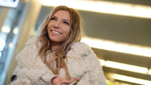 Ruská účastnice Eurovize 2017 Julie Samojlovová - Sputnik Česká republika