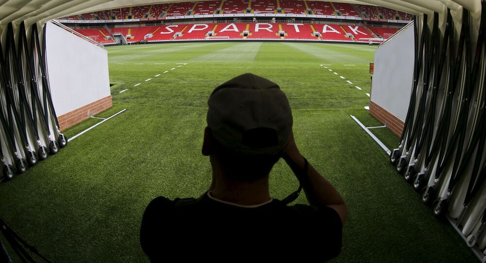 Stadion Spartaku Moskva