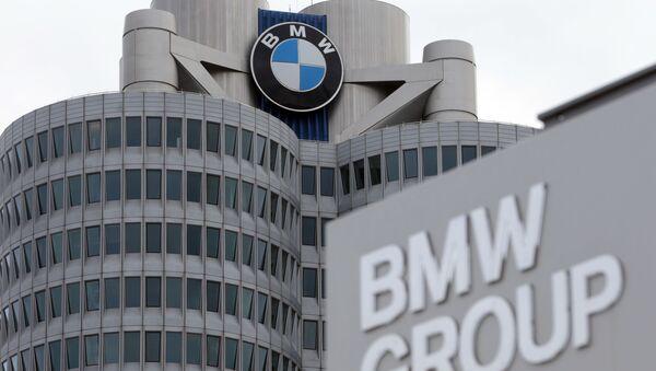 Budova BMW - Sputnik Česká republika