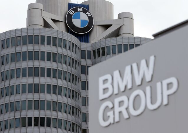 Budova BMW