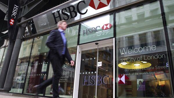HSBC - Sputnik Česká republika