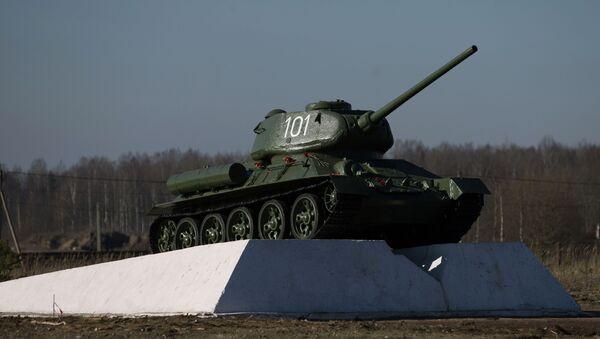 Tank Т-34-85 - Sputnik Česká republika