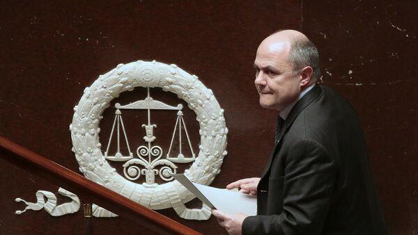 Bruno Le Roux - Sputnik Česká republika