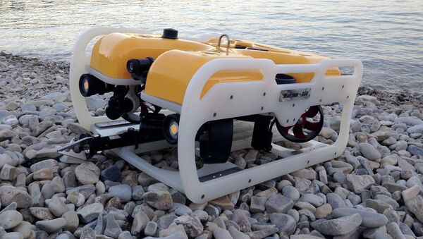 Nejnovější dálkový podvodní přístroj Marlin 350 - Sputnik Česká republika