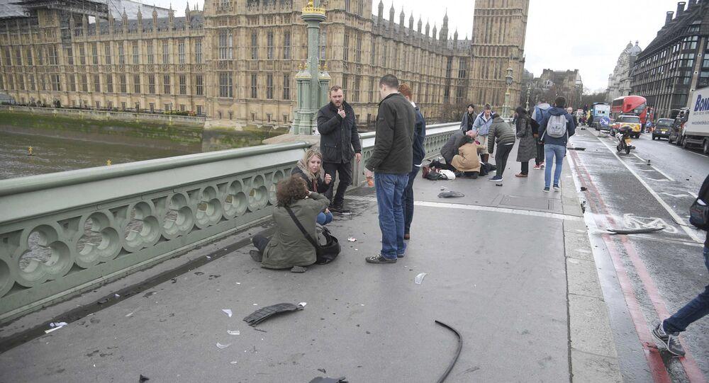 Střelba na Westminsterském mostu