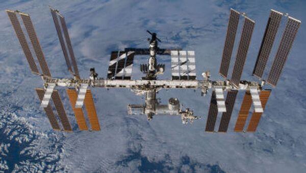 Mezinárodní vesmírní stanice - Sputnik Česká republika