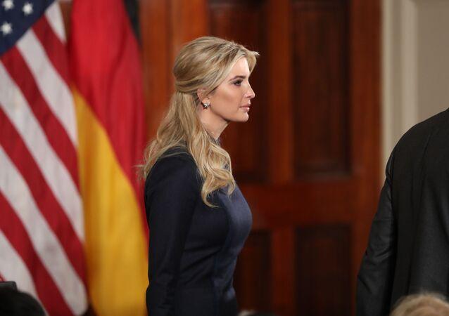 Ivanka Trumpová