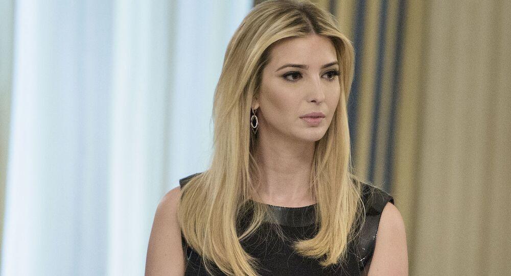 Trumpova dcera Ivanka
