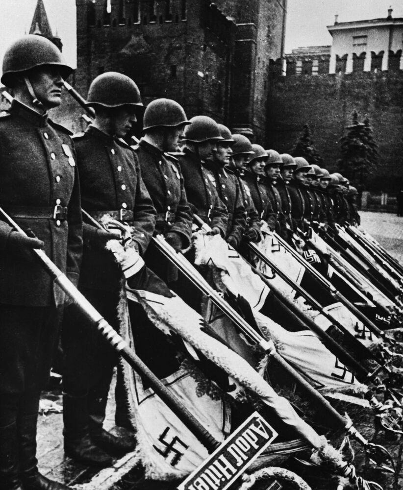 Dějiny Velké vlastenecké války ve fotografiích