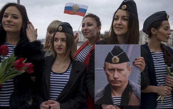 Michail Mordasov «Krym po připojení k Rusku», 2. místo - Sputnik Česká republika