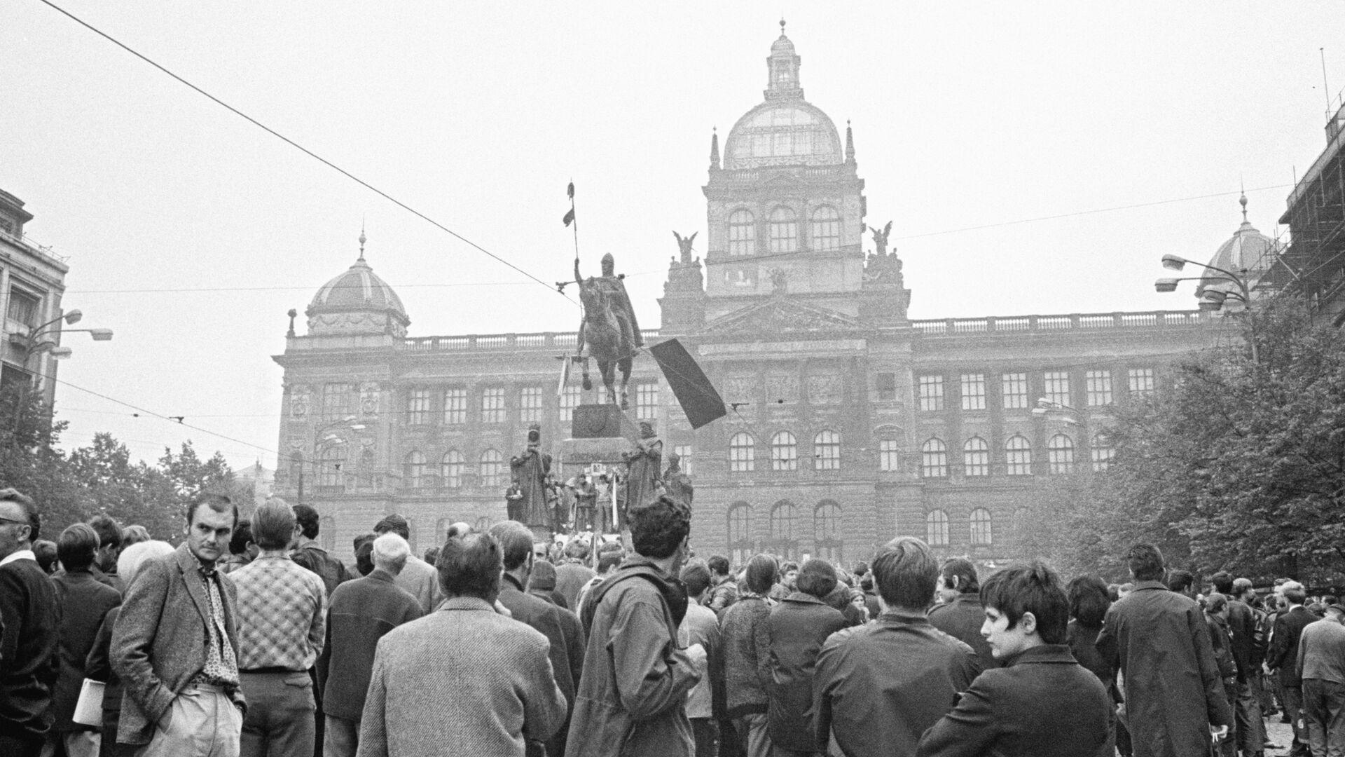 Praha 1968 - Sputnik Česká republika, 1920, 31.08.2021