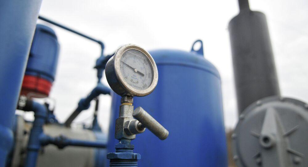 Plyn. Ilustrační foto