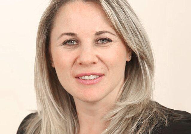 Izraelská poslankyně Ksenia Svetlovová