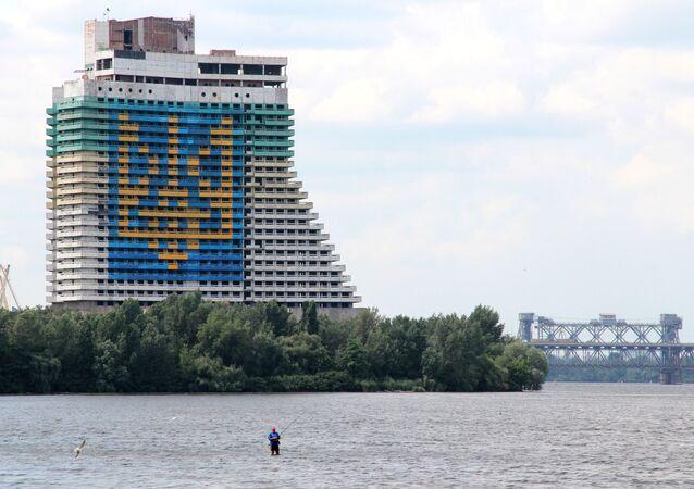 Dněpr, Ukrajina