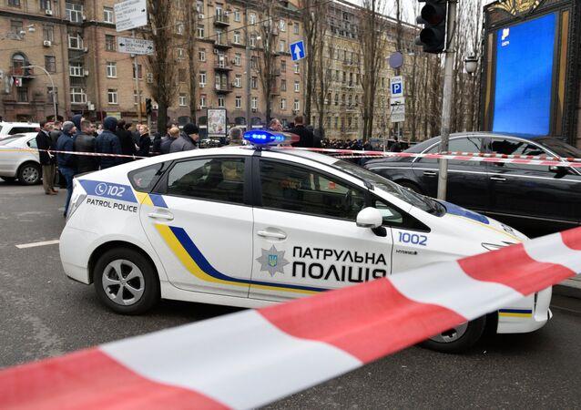 Místo vraždy bývalého ruského poslance Děnisa Voroněnkova