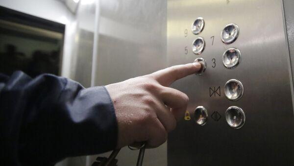 Výtah - Sputnik Česká republika