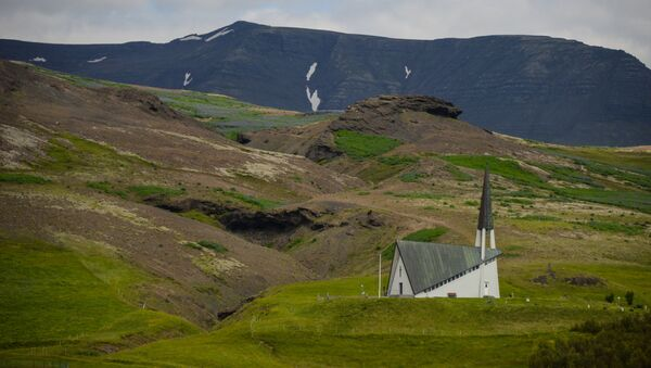 Island - Sputnik Česká republika