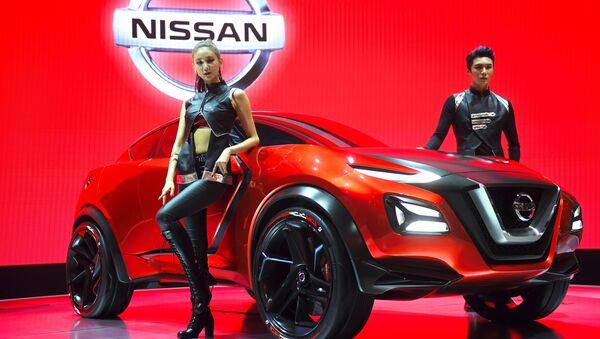 Nissan. Ilustrační foto - Sputnik Česká republika