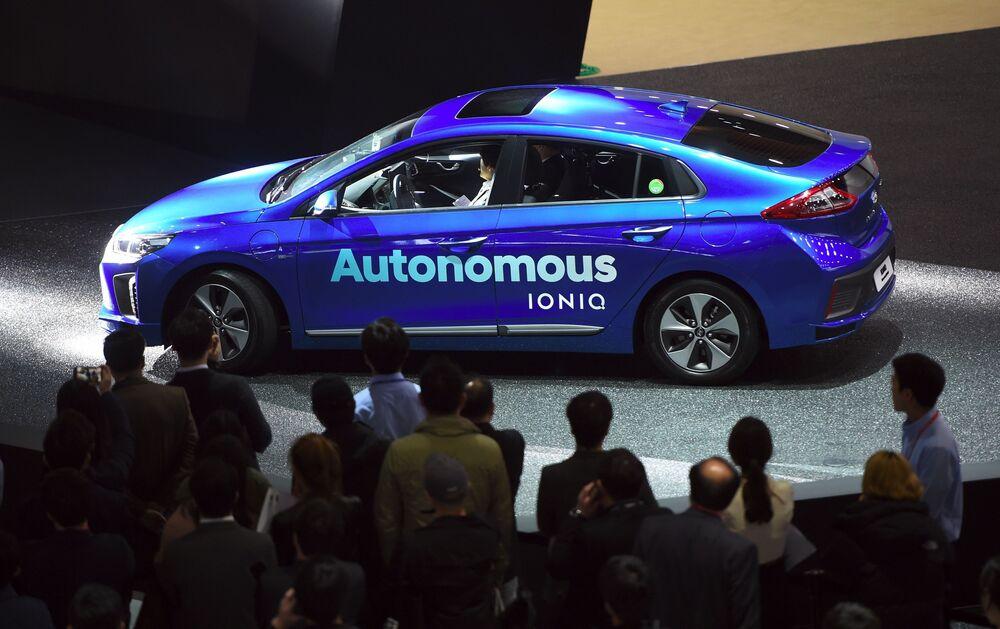 Novinky automobilového trhu na Seoul Motor Show