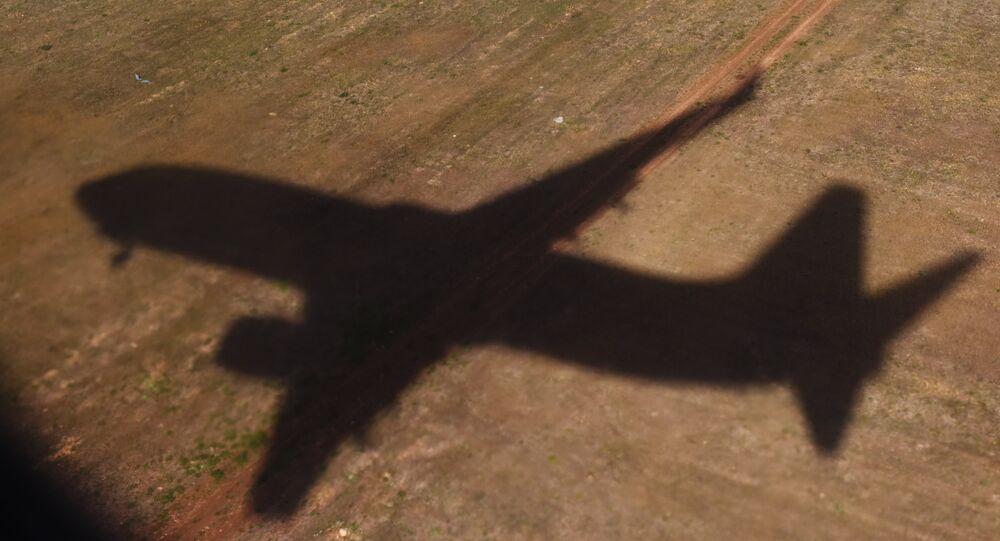 Stín letadla