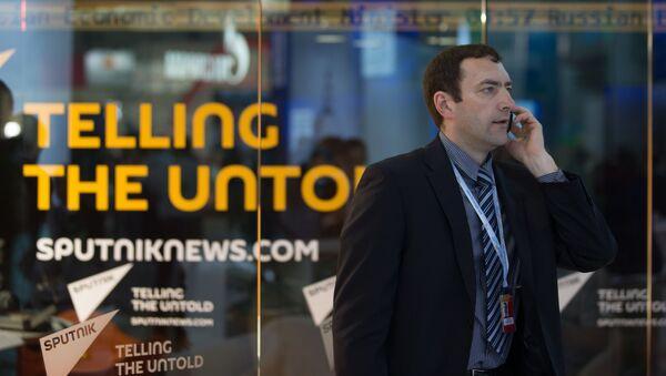 Informační agentura a rádio Sputnik - Sputnik Česká republika