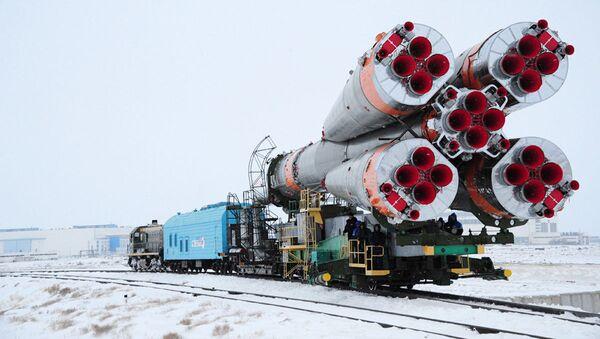 Nosná raketa Sojuz-U - Sputnik Česká republika