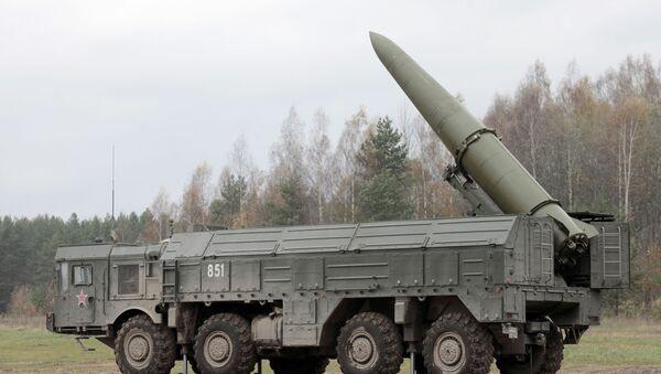 Iskander-M - Sputnik Česká republika