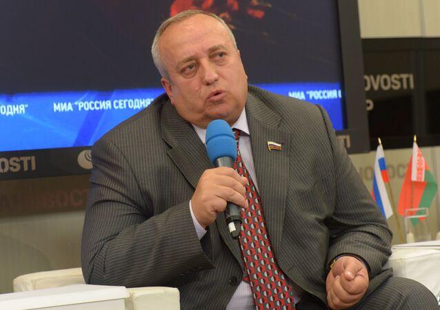 Místopředseda výrobu Rady federace pro obranu a bezpečnost Franz Klincevič