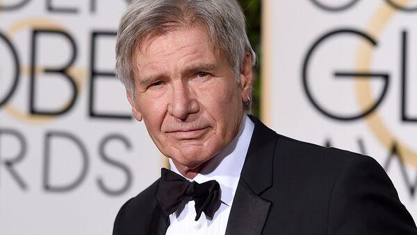 Hollywoodský herec Harrison Ford - Sputnik Česká republika