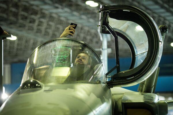 Výstava LAAD Defence & Security - Sputnik Česká republika