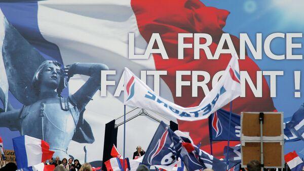 Národní fronta ve Francii - Sputnik Česká republika
