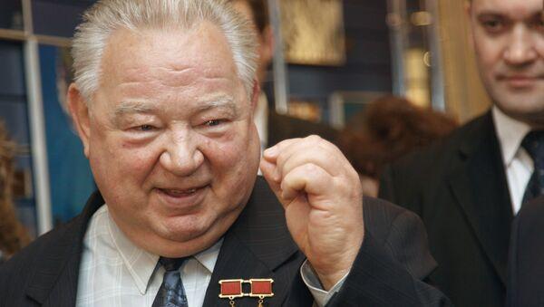 Kosmonaut Georgij Grečko - Sputnik Česká republika