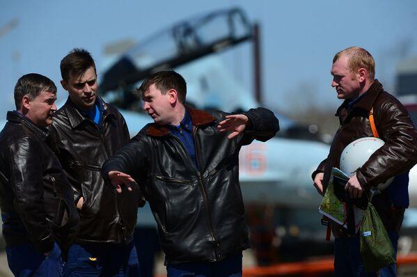 Letecké šipky 2017 ve Vladivostoku - Sputnik Česká republika