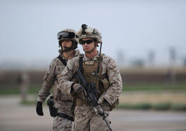Američtí mariňáci