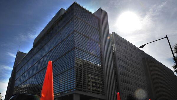 Budova Světové banky - Sputnik Česká republika