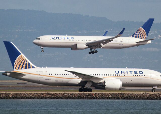 Letouny společnosti United Airlines