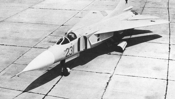 50. výročí prvního letu MiG-23 - Sputnik Česká republika
