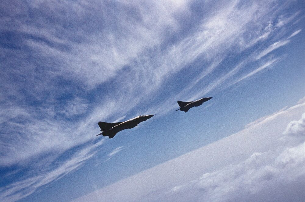 50. výročí prvního letu MiG-23
