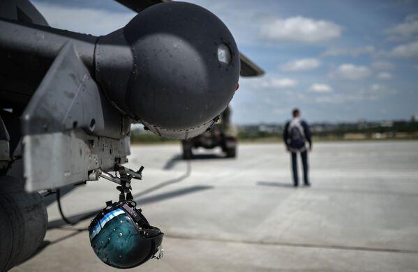 25 let letecké skupiny Běrkuty - Sputnik Česká republika