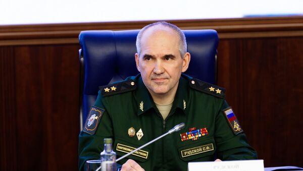 Sergej Rudskoj - Sputnik Česká republika