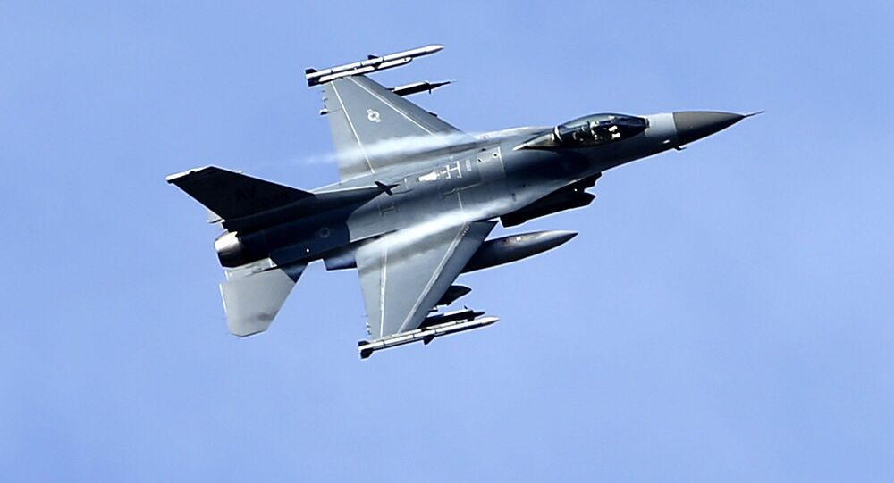 F-16 USA