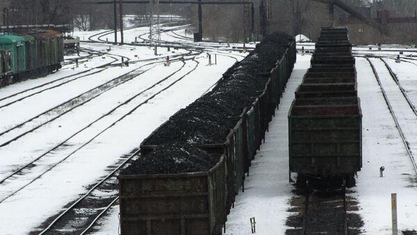 Uhlí - Sputnik Česká republika