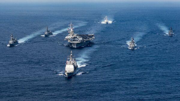 Americké námořnictvo - Sputnik Česká republika