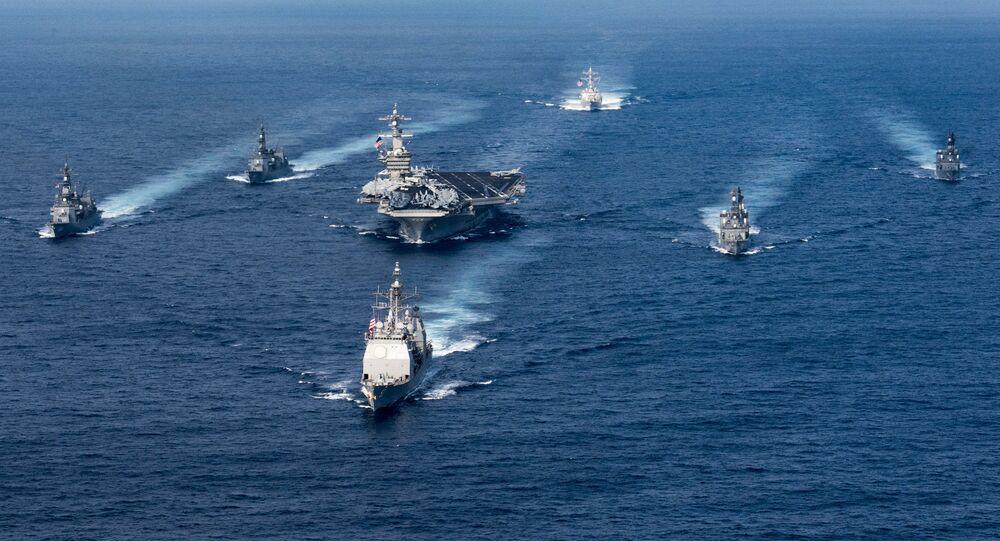 Americká flotila