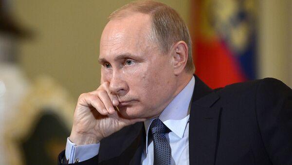 Interview Vladimira Putina pro italský list Il Corriere della Ser - Sputnik Česká republika