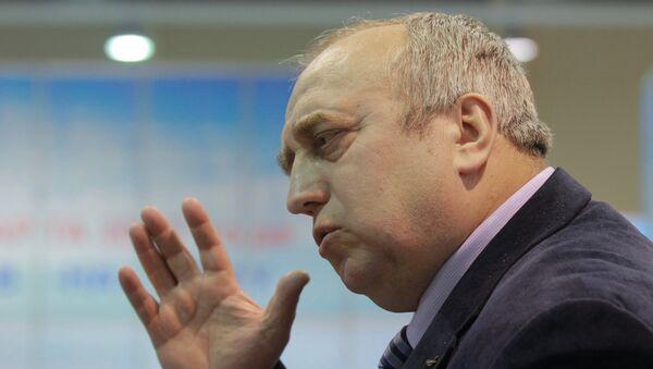 Franc Klincevič - Sputnik Česká republika