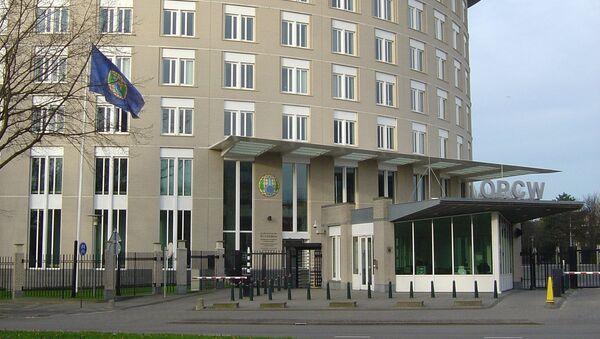 Organizace pro zákaz chemických zbraní - Sputnik Česká republika