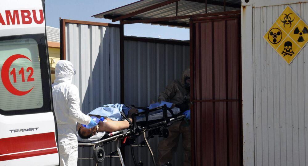 Po chemickém útoku v Idlibu